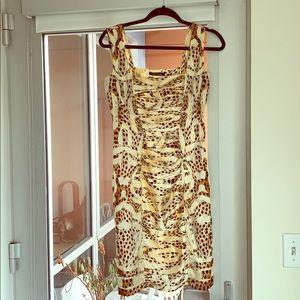 Original Roberto Cavalli vintage silk dress